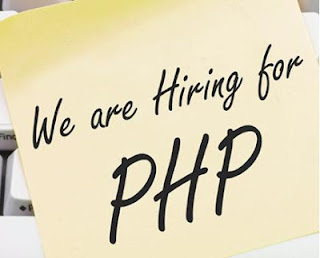 need of php developer in india