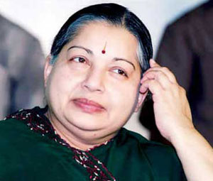 Sonia Gandhi 'shedding crocodile tears' for Tamil fishermen: Jayalalitha,