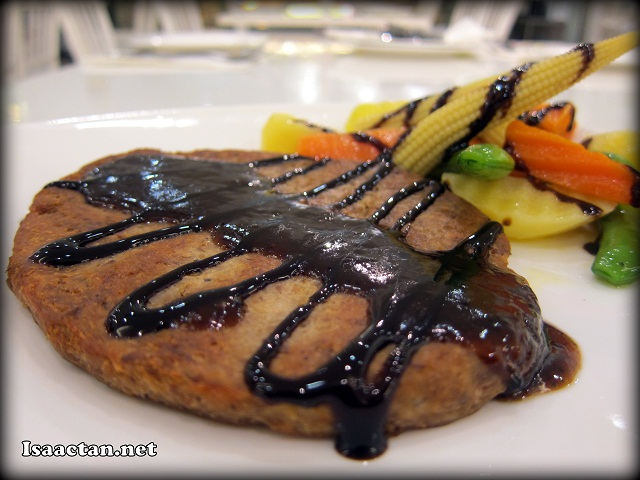 Grilled Beef Steak - RM22.90