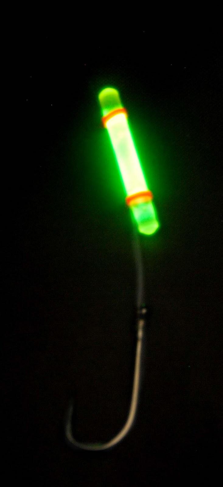 Рыбалка своими руками светлячки 2
