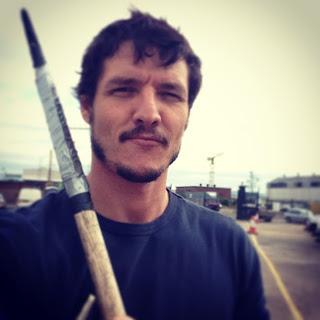 pedro pascal oberyn martell con la lanza - Juego de Tronos en los siete reinos