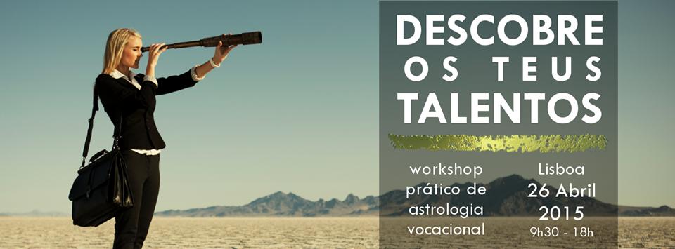 GIVEAWAY LOOK A DAY | Workshop Descobre os Teus Talentos, Raquel Fialho Astrologia