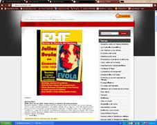 http://juliusevola.blogia.com