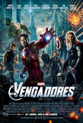 los vengadores 12857 Los Vengadores (2012) Español Latino