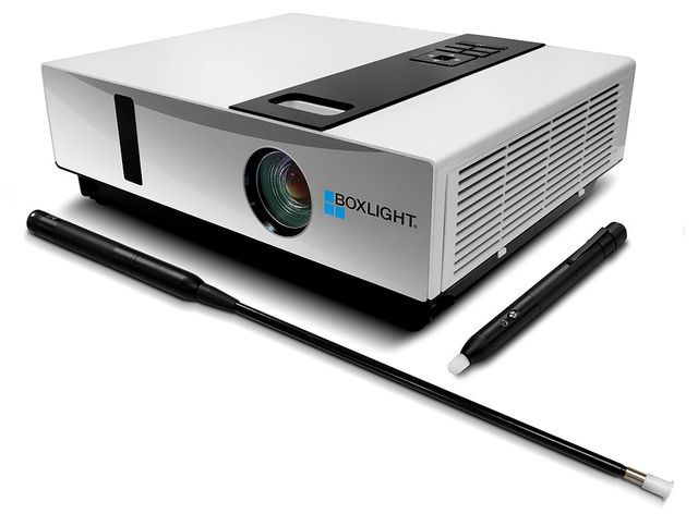 Virtual Whiteboard Smartboard Projector