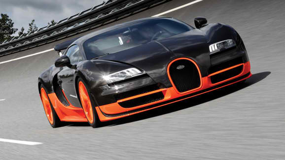 Most Expensive Cars In The World Top List