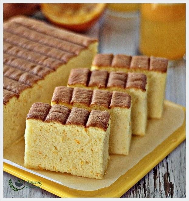 Recipe of ogura cake