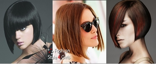 Fashion Trends Reports Bob Haircuts 2013