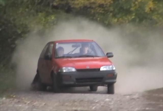 303. Filmy #066: Suzuki Swift II. staryjaponiec blog
