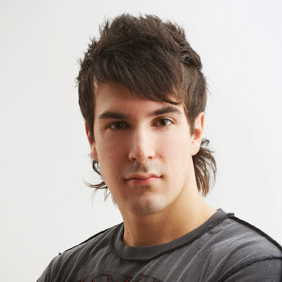 fresh mullet hairstyles for men
