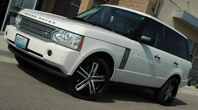Range Rover Rebaixada
