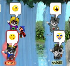 Los pandas Emoticonados xD