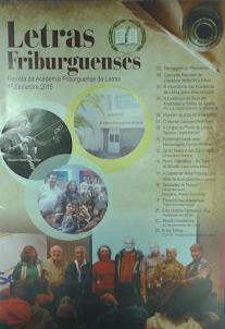 Revista Letras Friburguenses