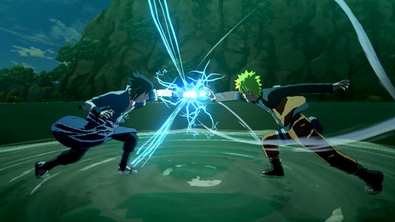 Naruto Storm 3 Naruto vs Sasuke 1