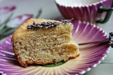 Lavender Almond Cake