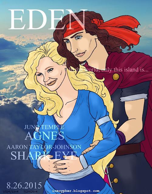 Eden, Agnes and Shark Eye