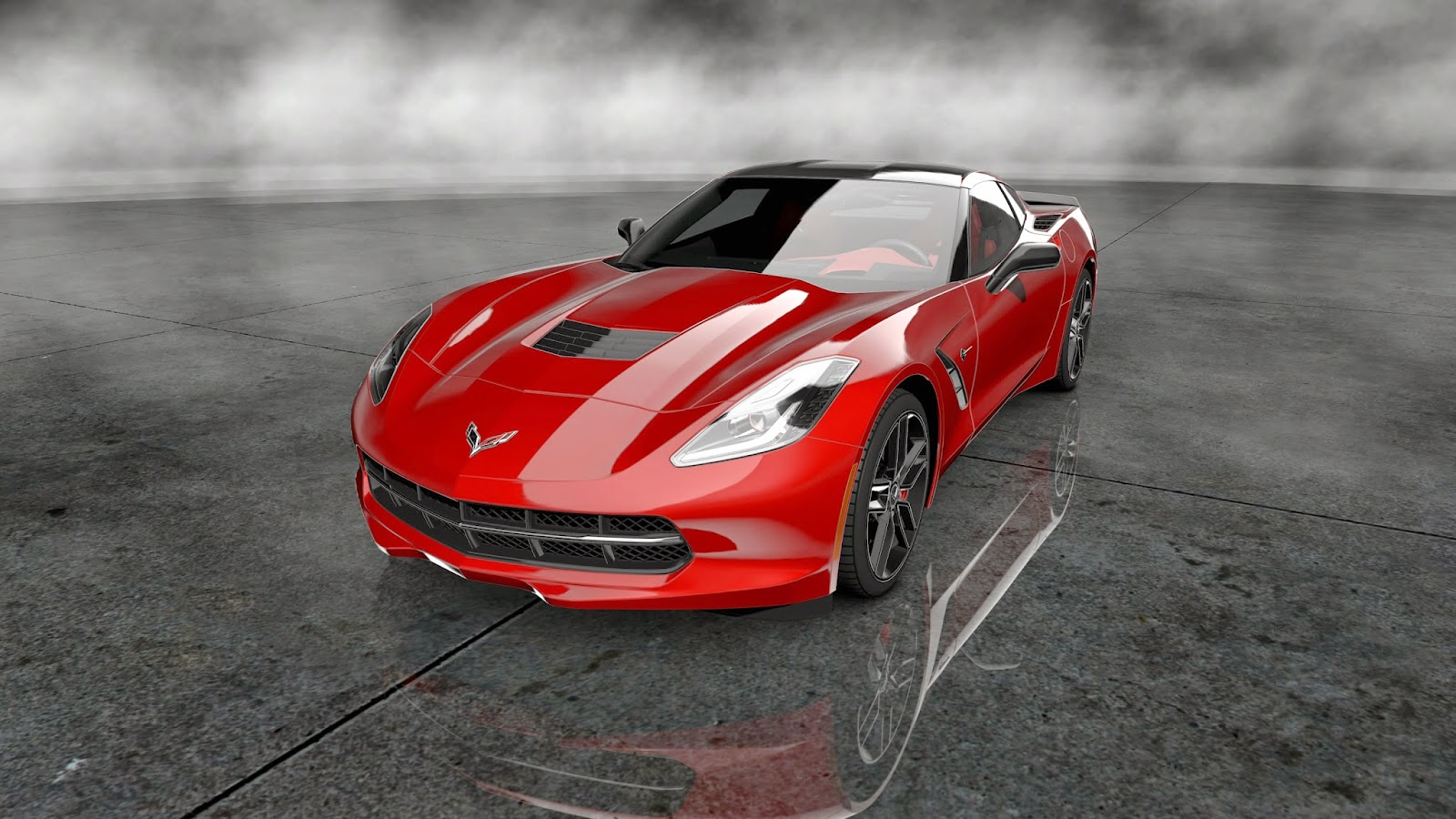 Performance Car of the Year Nominee: Corvette Stingray