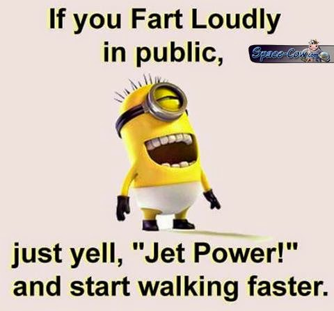 funny jet power picture