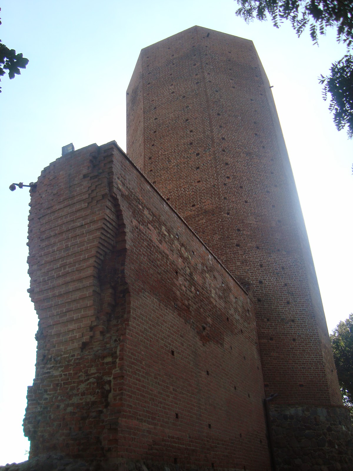 Kruszwica, Mysia Wieża