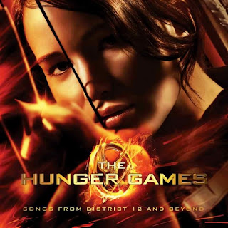 Image: The Hunger Games Soundtrack Album Cover