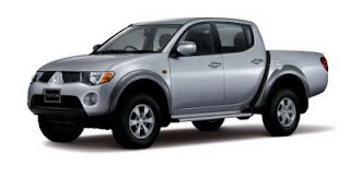 Car Reviews Mitsubishi Strada Triton
