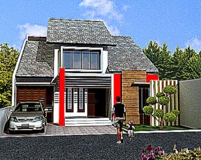 Koleksi Model Rumah Minimalis Modern  Arsitek Rumah Minimalis