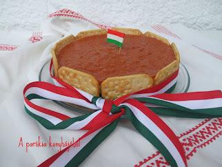 Nemzeti színű ételek