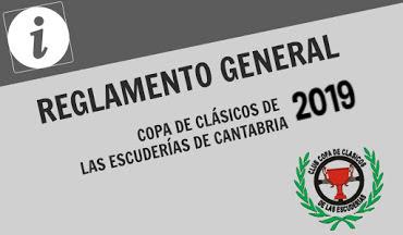 Reglamento general 2019