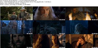 ScreenShot00004 El Señor De Los Anillos: La Comunidad Del Anillo  [ DvdRip ] [ Latino ]  [1 Link]