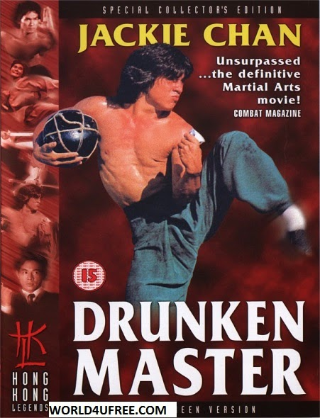 Drunken Master - Jackie Chan 1978 Hindi Dubbed HDRip 300mb