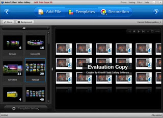Kvisoft Flash Video Gallery 1.5.3.0