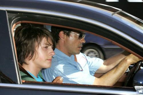 Robert Downey Jr. 's son Judgment in drug trial