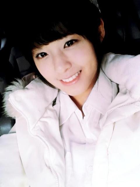 Seolhyun AOA Angelic Selca