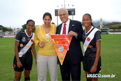 Vasco segue valorizando o futebol feminino!