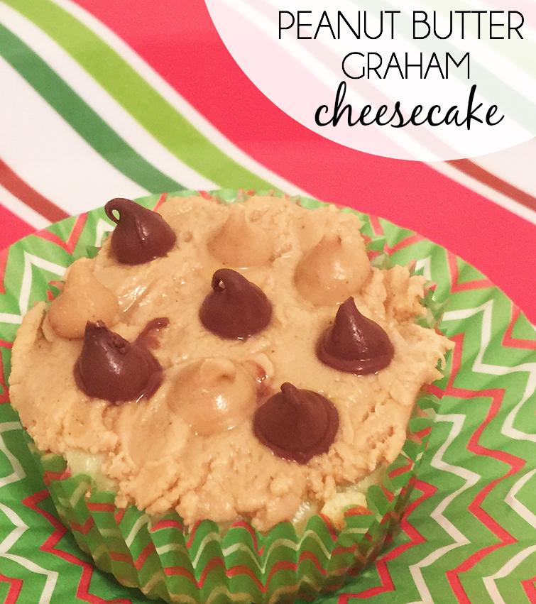 peanut butter graham cracker cheesecake recipe