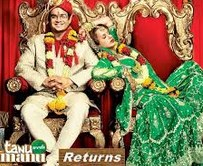 Tanu weds Manu returns 2015 Hindi Movie Watch Online