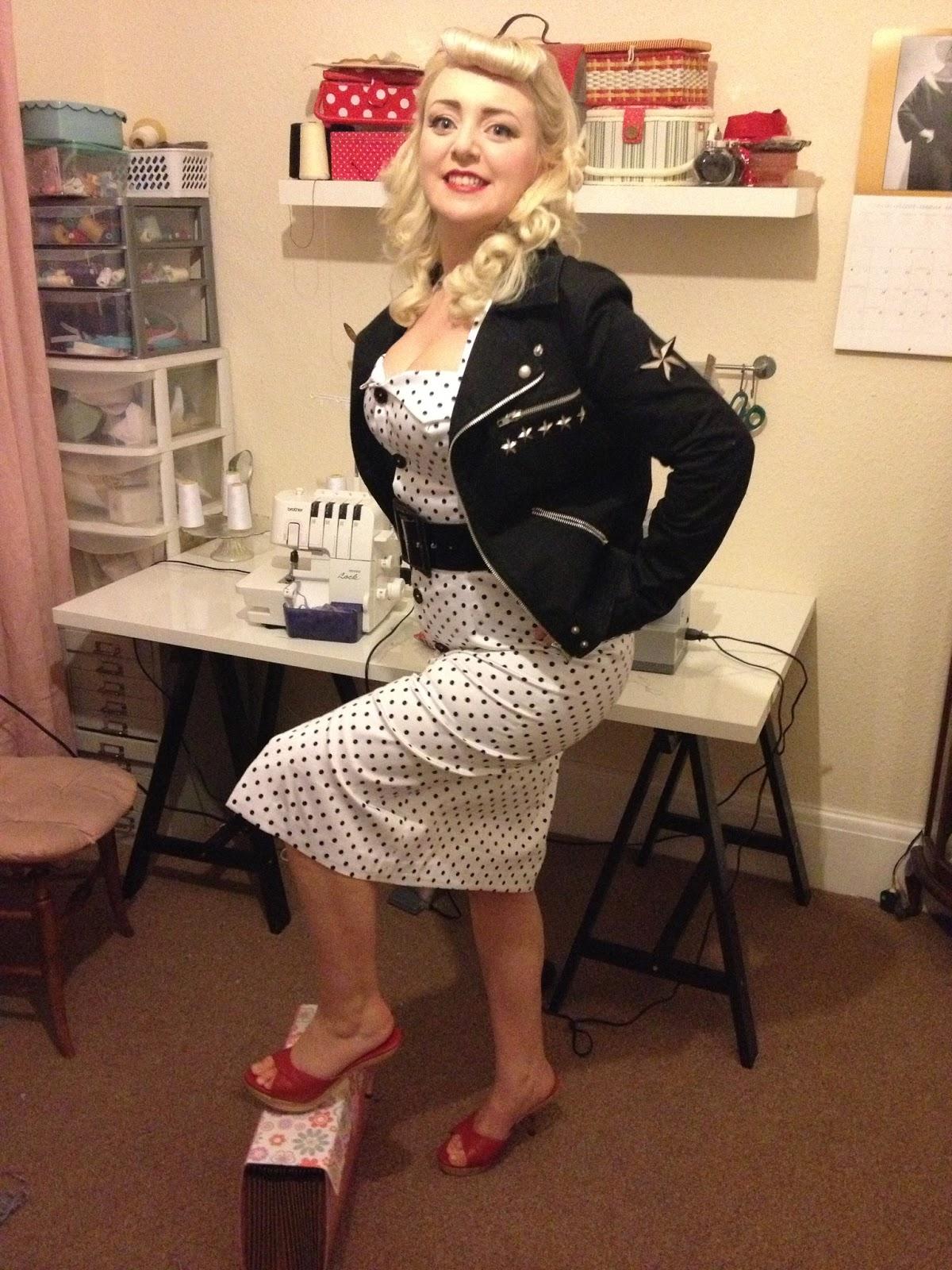 BooBoo Kitty Couture: THE Cry Baby Wanda Dress