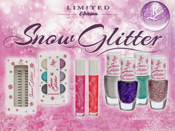 "Rival de Loop Young  ""Snow Glitter"" Limited Edition"