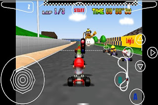 Mario Kart Racing Beta for Android