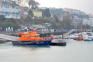 Brixham Lifeboat - My Charity Of Choice