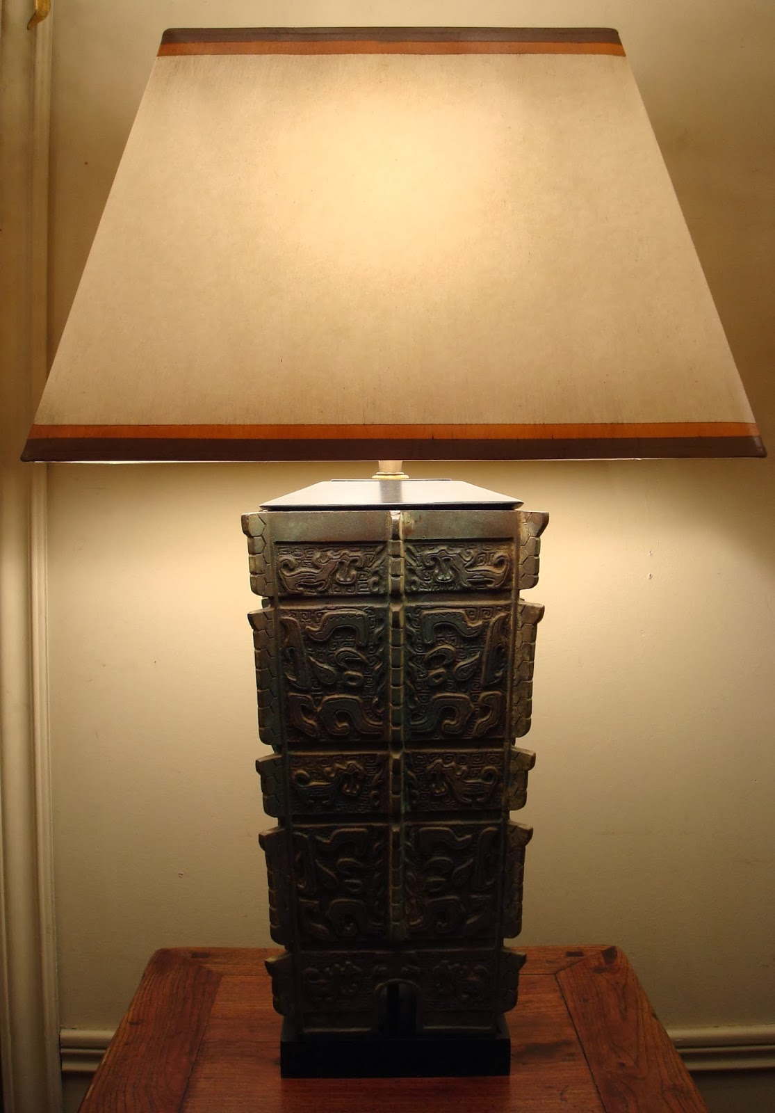 style consignment asian with lamp design llc porcelain p