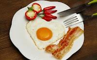 Menurunkan Berat Badan Dengan Telur