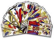 Cartas del Tarot de Marsella