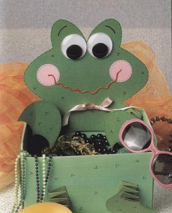 Ideas para decorar cajas infantiles - Decorar cajas de zapatos ...