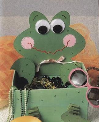 Ideas para decorar cajas infantiles for Caja almacenaje infantil