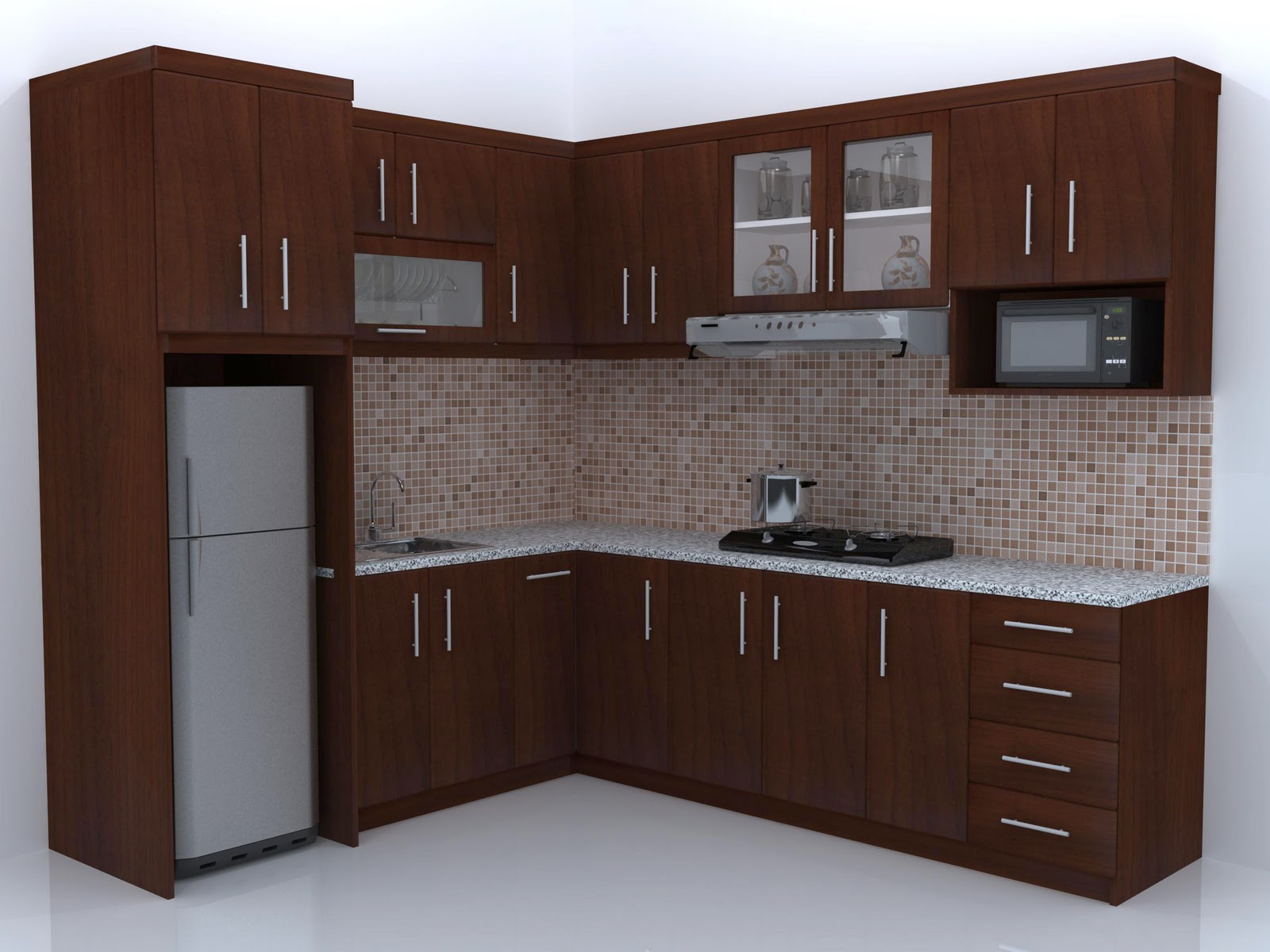 Limmar furniture tips trik memilih kitchen set for Kitchen set yang baik