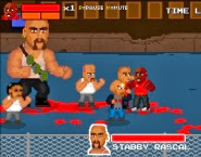 Fist Puncher: Streets Of Outrage | Toptenjuegos.blogspot.com