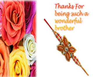 rakhi festival wallpaper