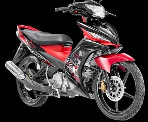 Pilihan Warna Yamaha Jupiter MX