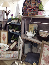 Antique and Vintage Fair at Willowburn Leisure Centre, Alnwick, Northumberland